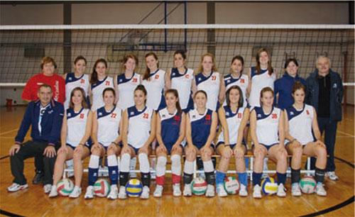 Promozione 1a Divisione Femminile - Stagione 2011/2012